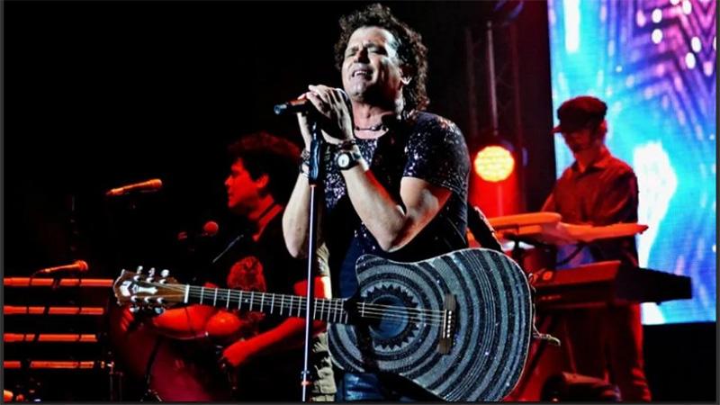 Carlos Vives regresa a Argentina en noviembre con su nuevo disco