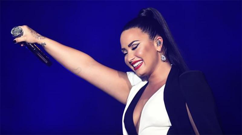 """Demi Lovato, desde el hospital: """"Continuaré luchando"""""""