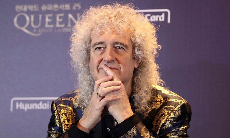 Brian May agradecido de estar vivo luego de un infarto