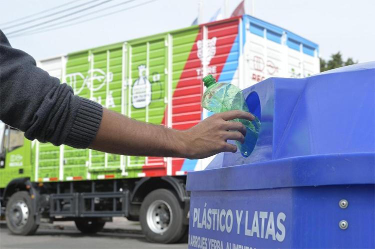 Comenzaron los talleres virtuales de Reciclá para escuelas de Tigre