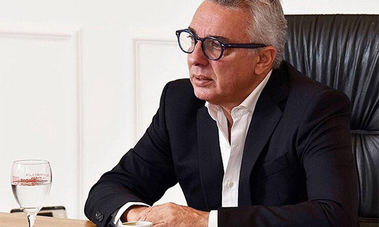 """Julio Zamora: """"La población debe tomar conciencia del momento que estamos atravesando"""""""
